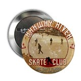"Rahway River Skate Club 2.25"" Button"
