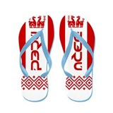 Peru Flip FLop Flip Flops