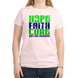 Cute Hope faith cure T-Shirt