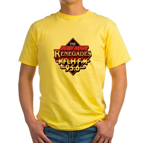 Rush Hour Renegades Yellow T-Shirt