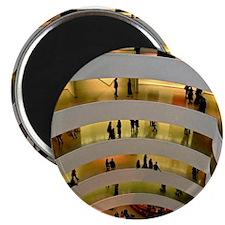 Guggenheim Museum: New York C Magnet