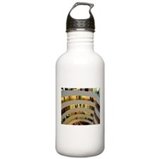 Guggenheim Museum: New York C Water Bottle