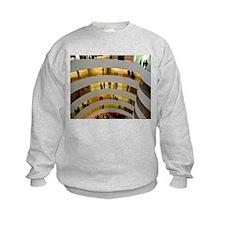 Guggenheim Museum: New York C Sweatshirt