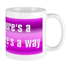 """Witch Way"" Mug"