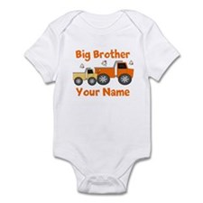 Big Brother Truck Onesie