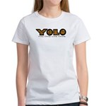 YOLO Tiger Women's T-Shirt