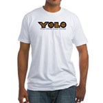 YOLO Tiger Fitted T-Shirt