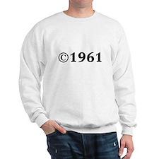 1961 Sweatshirt