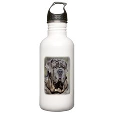 Neapolitan Mastiff AA021D-048 Water Bottle