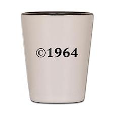 1964 Shot Glass