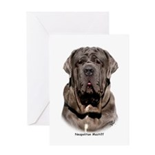 Neapolitan Mastiff 9Y393D-047 Greeting Card