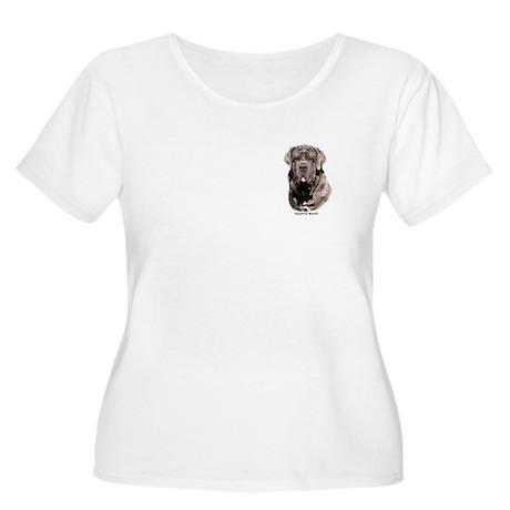 Neapolitan Mastiff 9Y393D-053 Women's Plus Size Sc