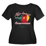My heart belongs to a Cameroonian boy Women's Plus
