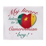 My heart belongs to a Cameroonian boy Stadium Bla