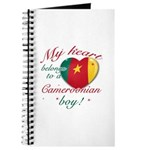 My heart belongs to a Cameroonian boy Journal
