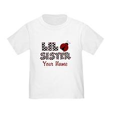 Little Sister Ladybug T