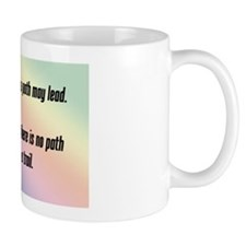 """Leave a Trail"" Mug"