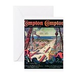 Compton Greeting Card