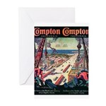 Compton Greeting Cards (Pk of 10)