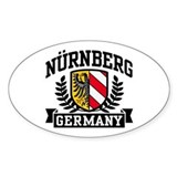 Nurnberg Germany Decal