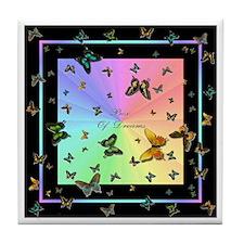 Box Of Dreams  Tile Coaster