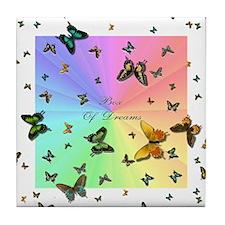 Box Of Dreams II Tile Coaster