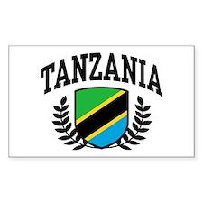 Tanzania Decal