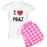 I heart pb and j Pajamas