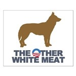 Dog, The Other White Meat Small Poster
