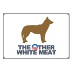 Dog, The Other White Meat Banner
