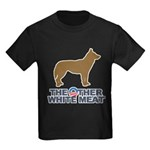 Dog, The Other White Meat Kids Dark T-Shirt