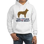 Dog, The Other White Meat Hooded Sweatshirt