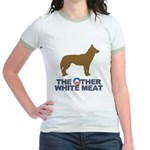 Dog, The Other White Meat Jr. Ringer T-Shirt