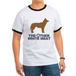 Dog, The Other White Meat Ringer T