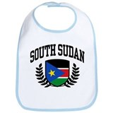 South Sudan Bib