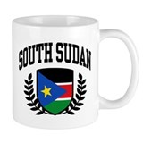 South Sudan Small Mug