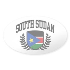 South Sudan Decal