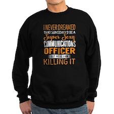Darwin's Theory Sweater (black)