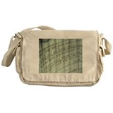 Isiah (No More War Messenger Bag