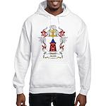 Jacobs Coat of Arms, Family C Hooded Sweatshirt