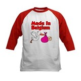 Made In Belgium Girl Tee