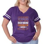 ask why merchandise Women's Cap Sleeve T-Shirt