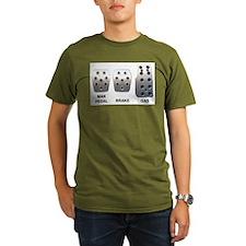Unique Pedal T-Shirt