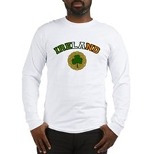 Ireland Collegic Long Sleeve T-Shirt