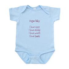 Cool Veganer Infant Bodysuit