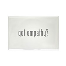 Got empathy? Rectangle Magnet (100 pack)