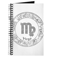 Virgo Zodiac sign Journal