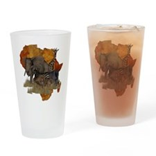 Safari Drinking Glass
