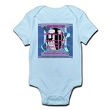 Maternity Goo Goo and Happy D Infant Bodysuit