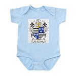 Van der Hagen Coat of Arms Infant Creeper